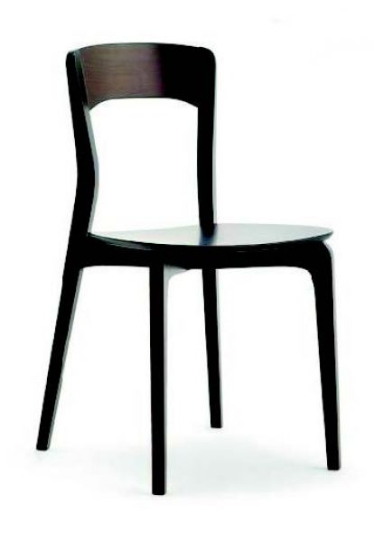 Sedie E Tavoli In Legno.Sedia Con Sedile In Legno Isotta Galimberti Sedie E Tavoli