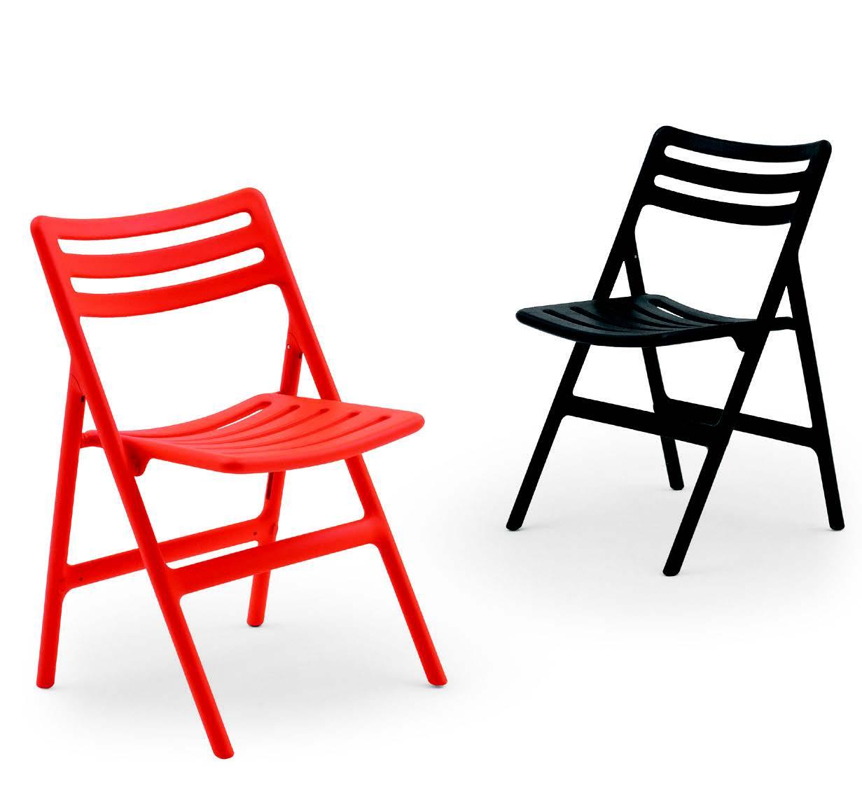 Sedia pieghevole folding galimberti sedie e tavoli for Galimberti sedie