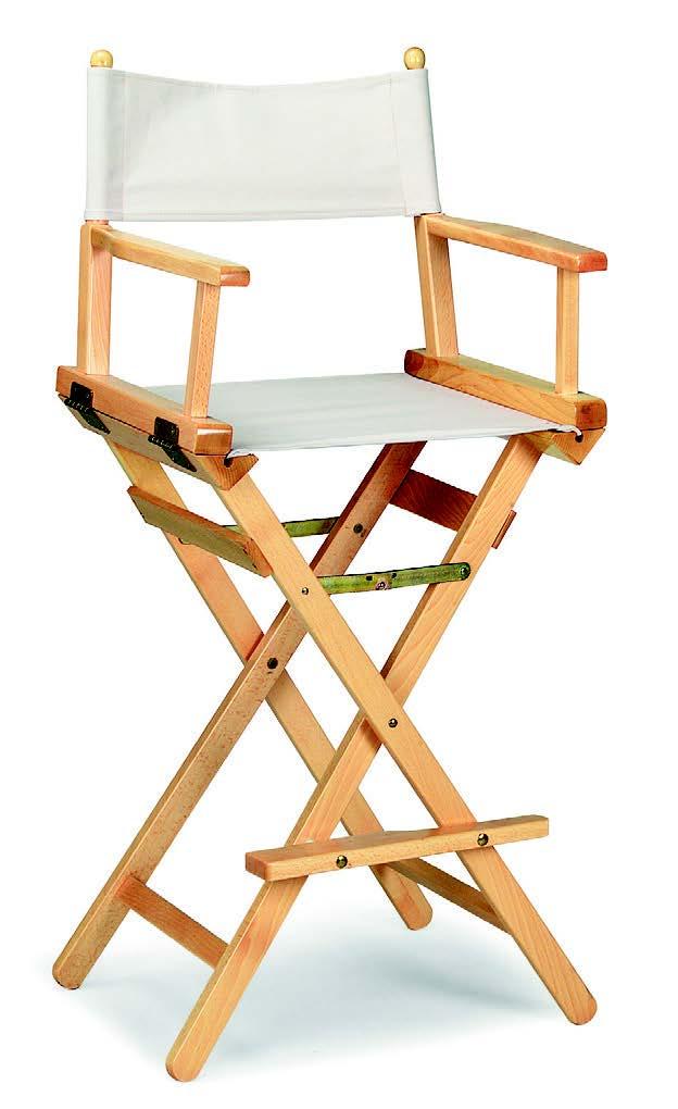 Sgabello pieghevole regista sg galimberti sedie e tavoli for Sgabello pieghevole