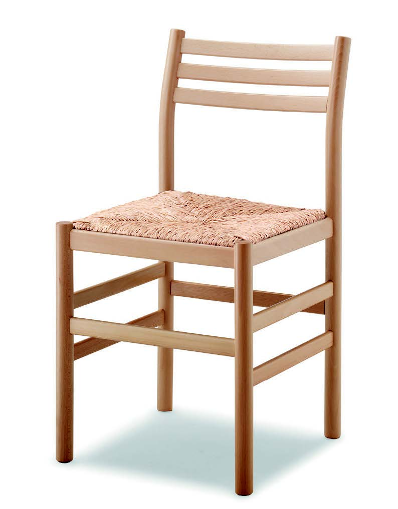 Sedia in faggio cinzia galimberti sedie e tavoli for Galimberti sedie