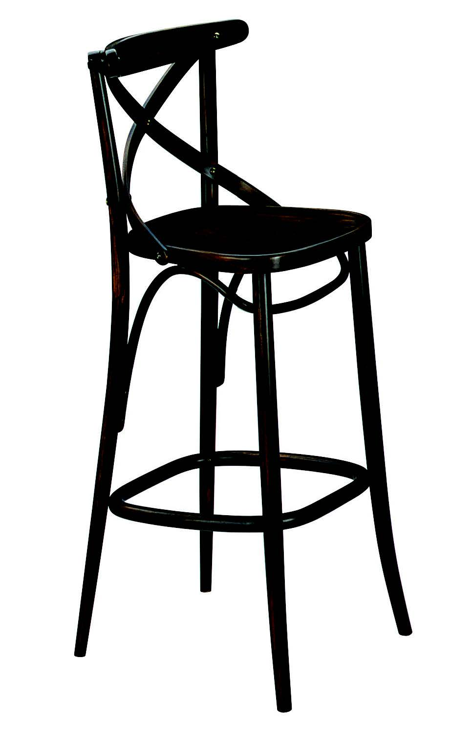 Sgabello croce galimberti sedie e tavoli for Galimberti sedie