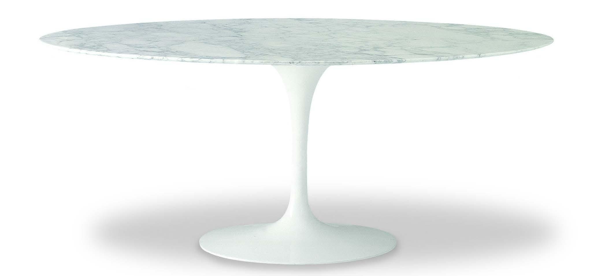 Tavolo con base di alluminio - Galimberti Sedie e Tavoli