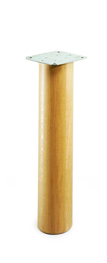 gambe in legno per tavolo - Galimberti Sedie e Tavoli