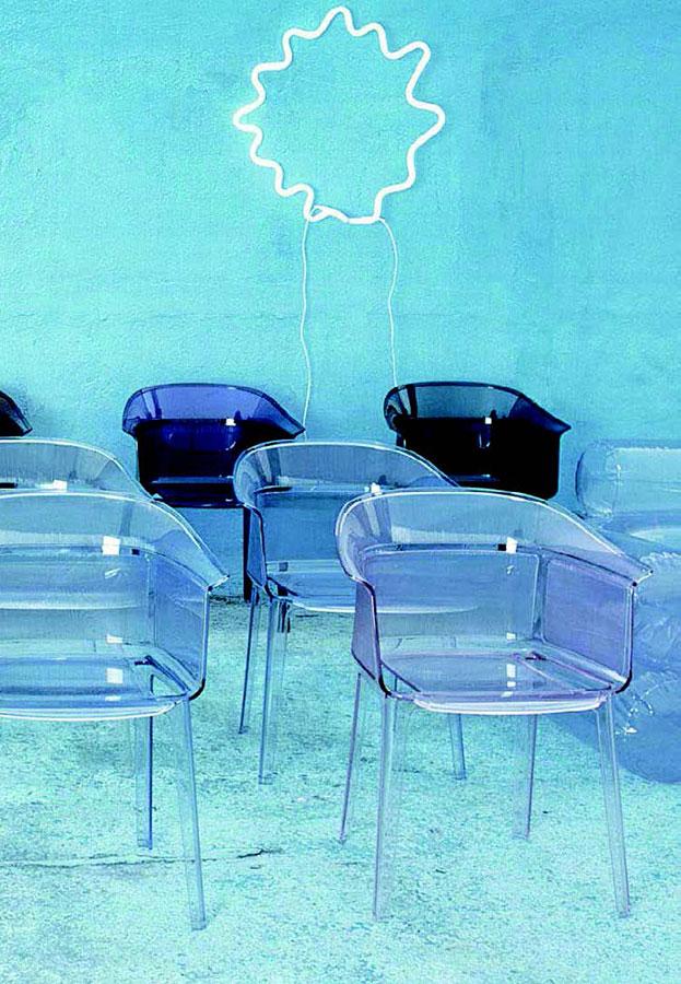 Poltroncina impilabile papyrus galimberti sedie e tavoli for Galimberti sedie