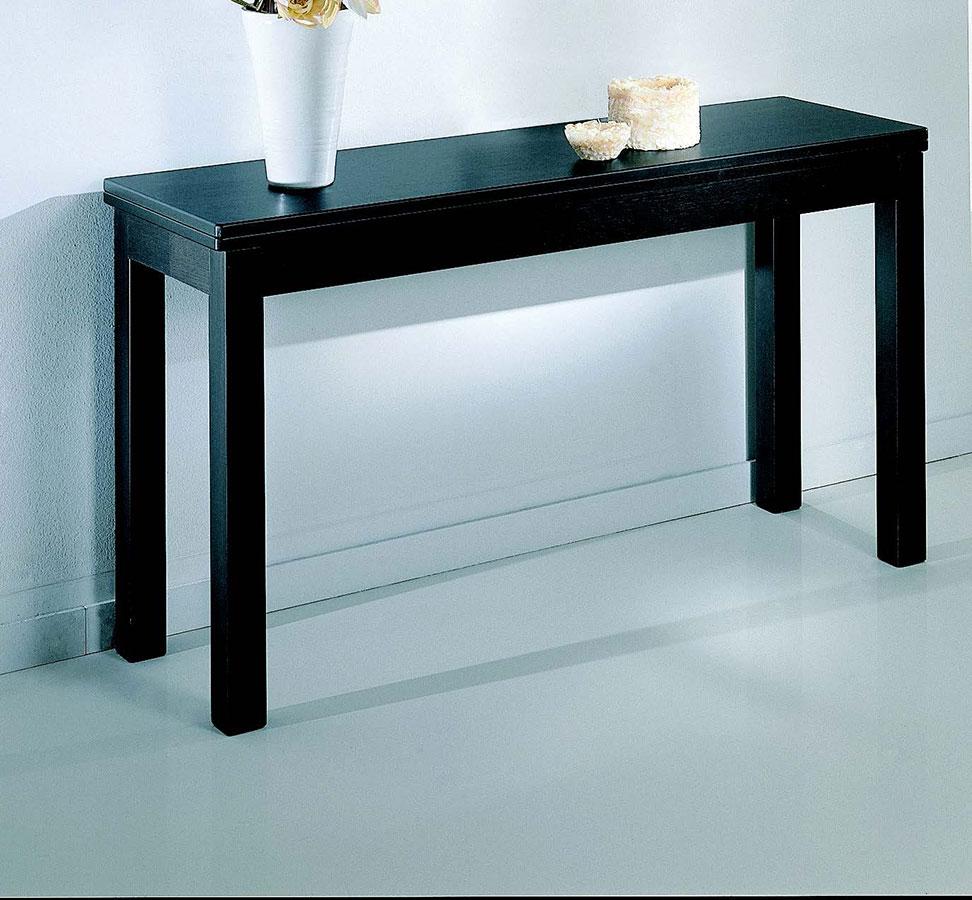Tavolo consolle allungabile galimberti sedie e tavoli for Consolle tavolo