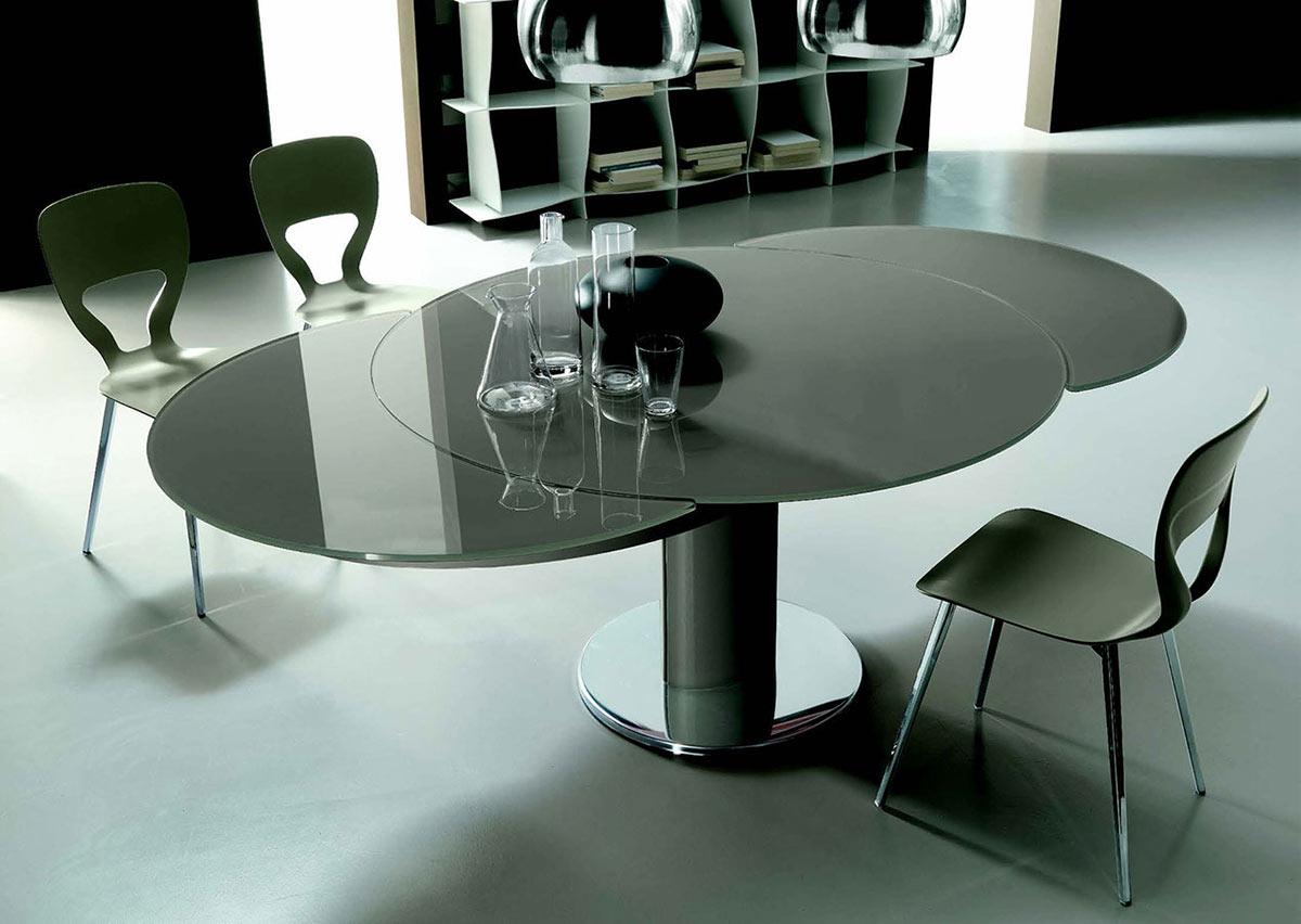 Tavolo rotondo giro galimberti sedie e tavoli for Tavolo rotondo e sedie