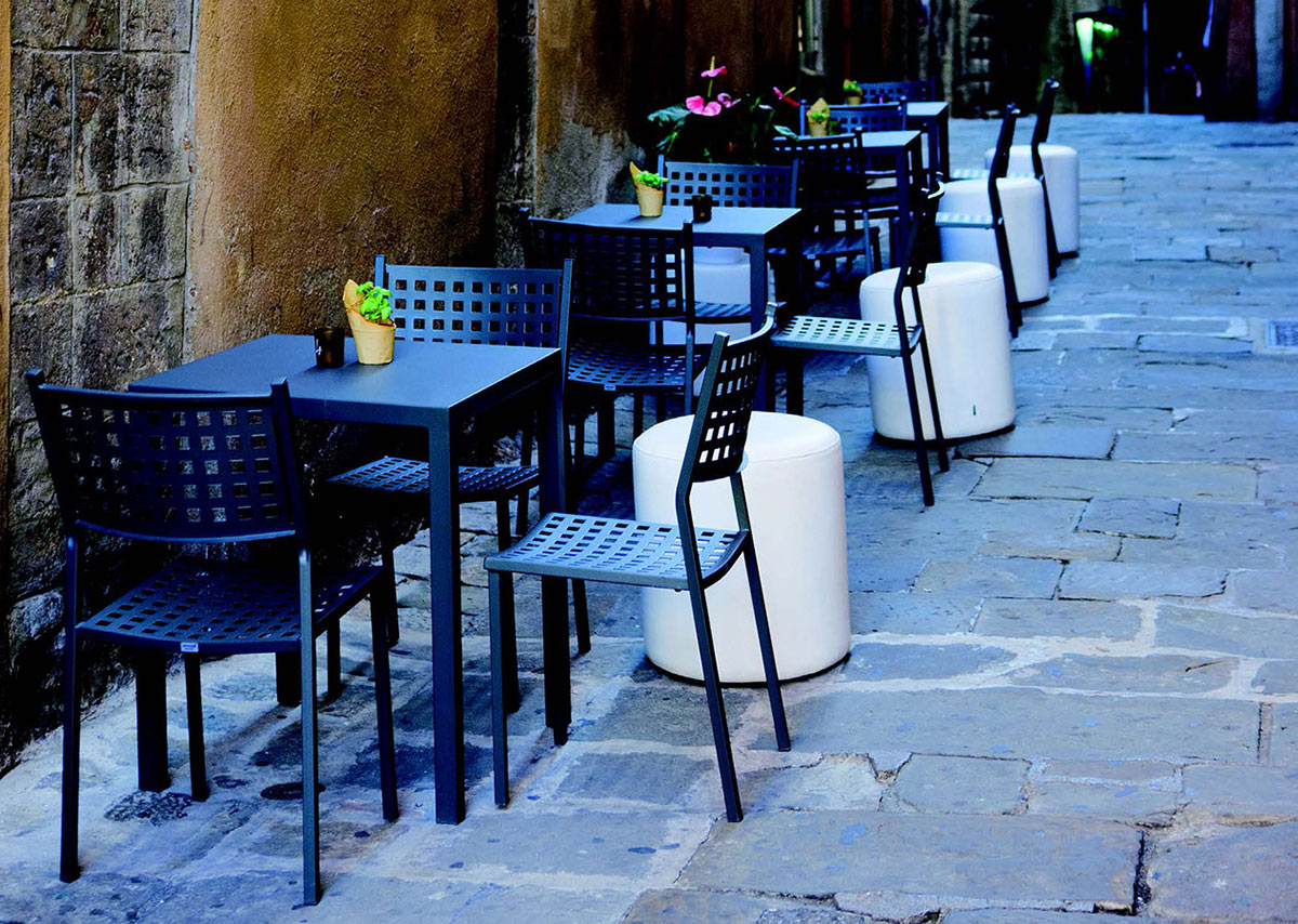Sedia impilabile alice galimberti sedie e tavoli