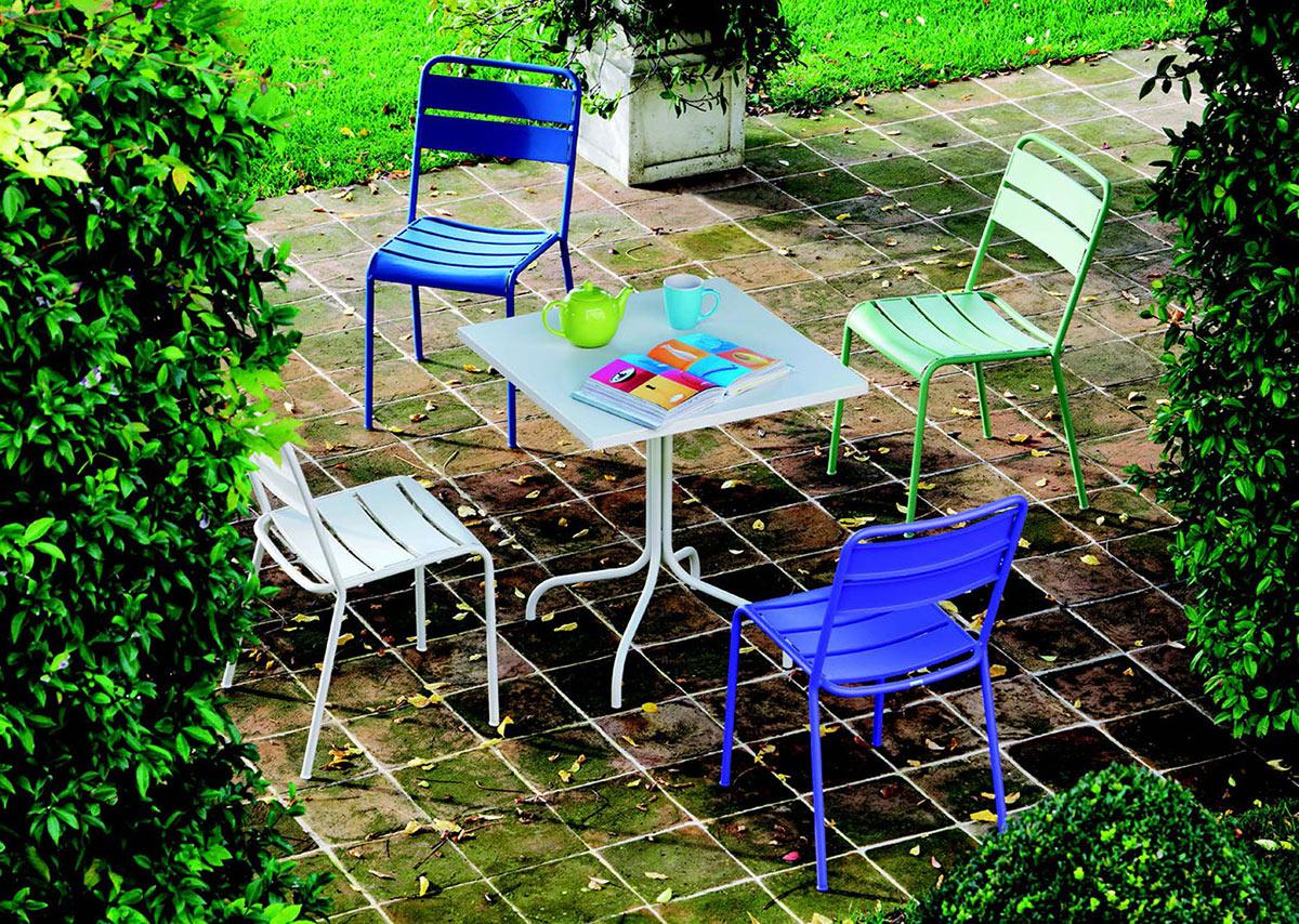 Sedia impilabile twist galimberti sedie e tavoli